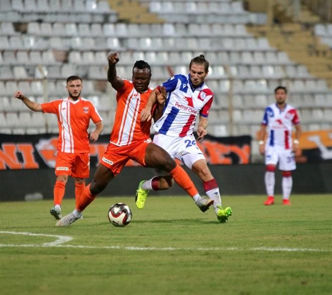 Adanaspor - Altınordu maçında kazanan çıkmadı