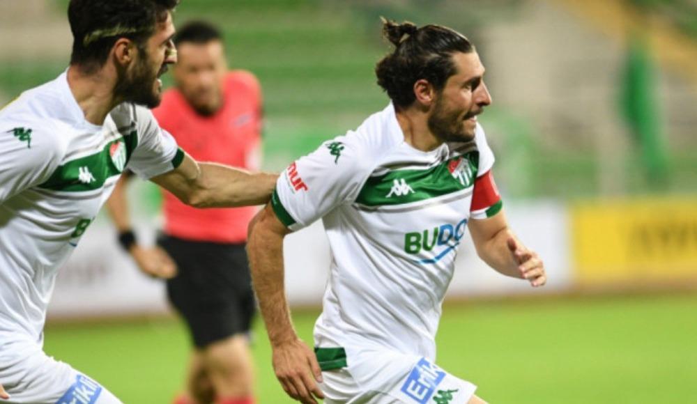 Bursaspor tek golle kazandı