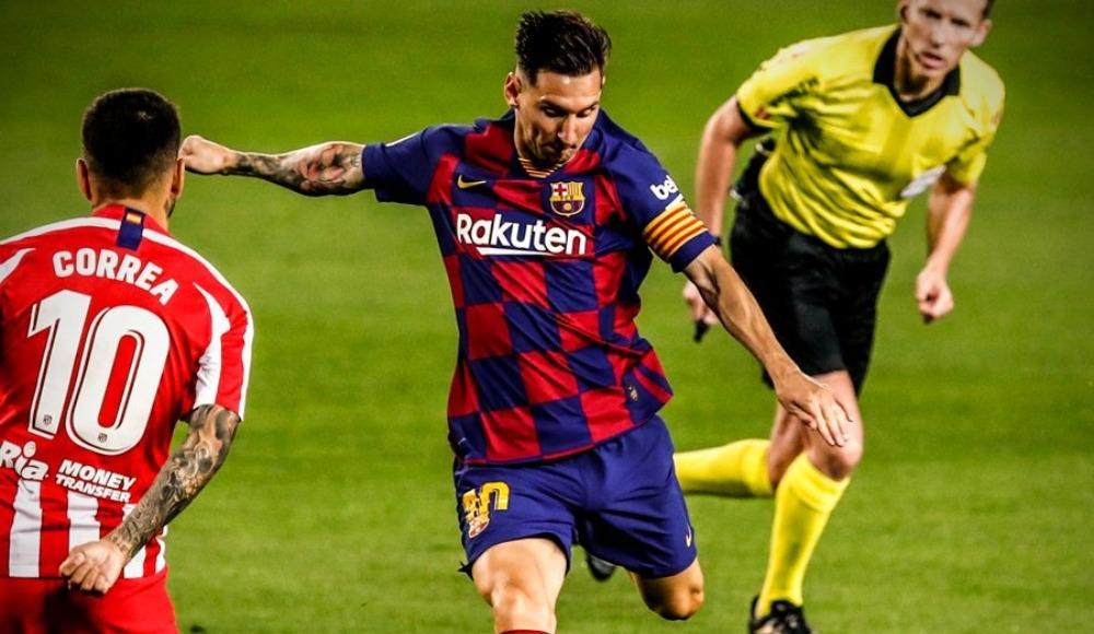 """Josep Maria Bartomeu: """"Messi'nin jübilesini Barcelona'da görüyorum"""""""