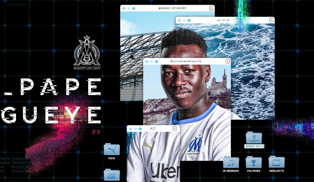 Olympique Marsilya, Pape Gueye'yi transfer etti