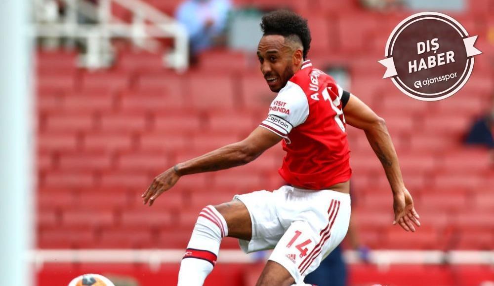 Pierre-Emerick Aubameyang, Arsenal tarihine geçti