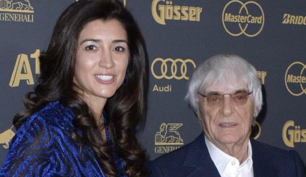 Bernie Ecclestone, 89 yaşında baba oldu!