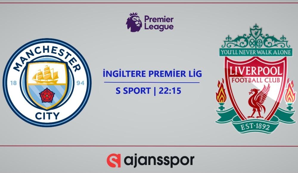 Manchester City - Liverpool (Canlı Skor)