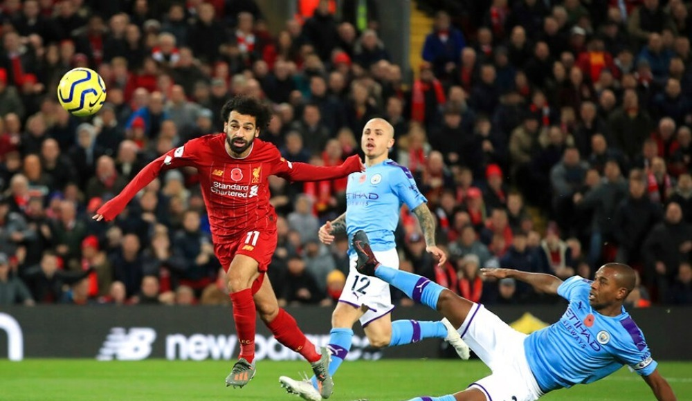Live stream: Manchester City vs Liverpool