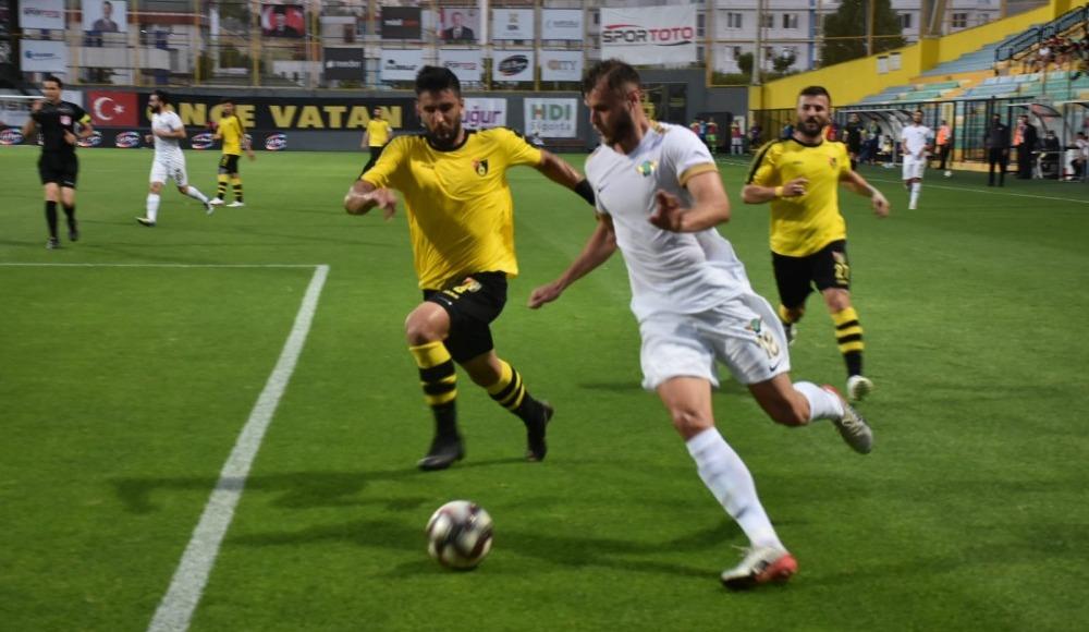 Akhisarspor'dan deplasmanda kritik galibiyet!