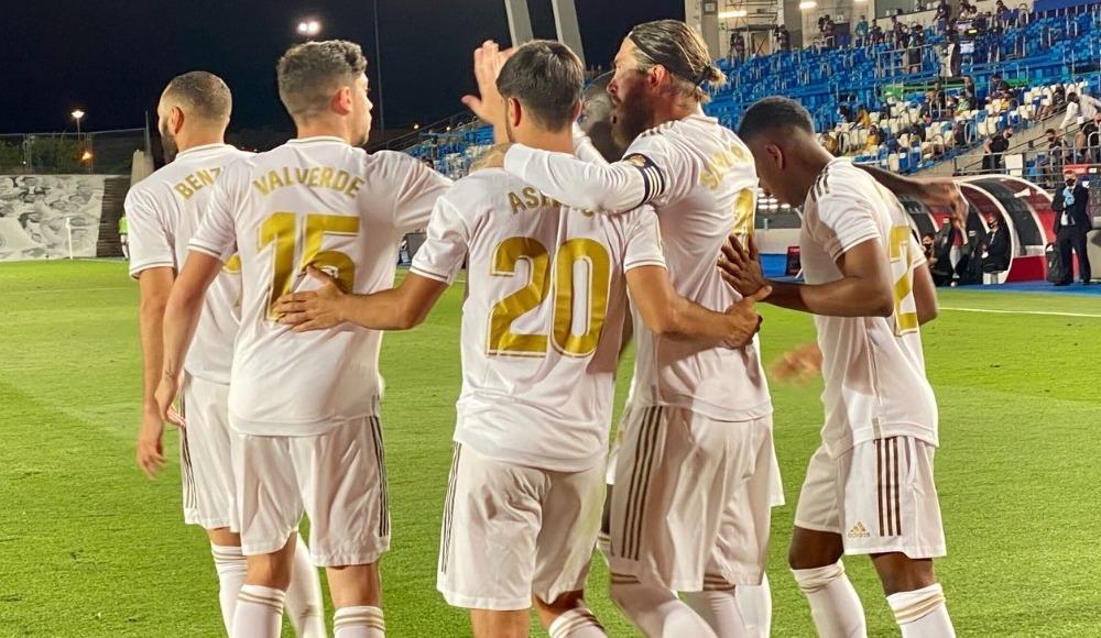Real Madrid fırsatı tepmedi, puan farkını açtı
