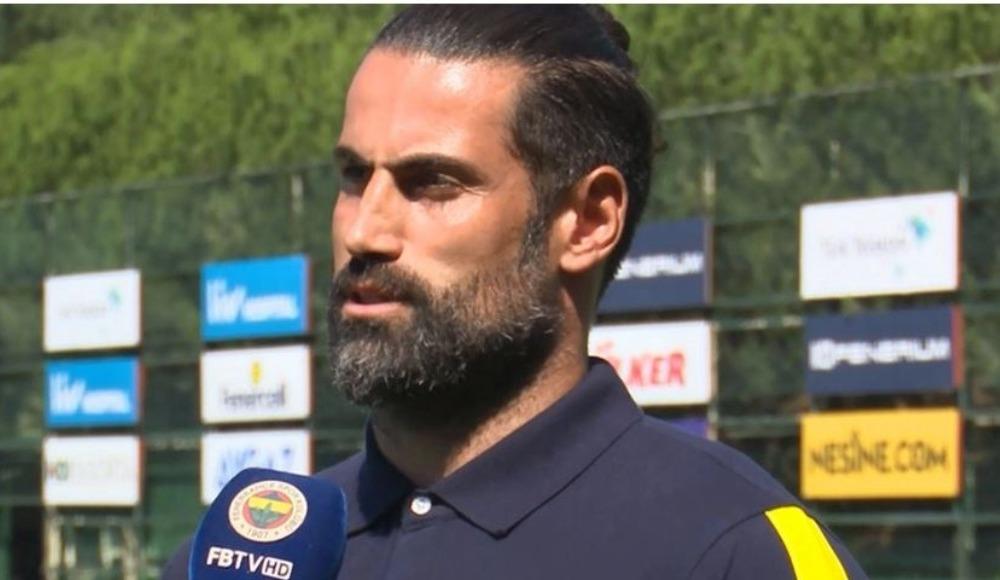 """Volkan Demirel: """"Şampiyon olduk, kupamızı aldık"""""""