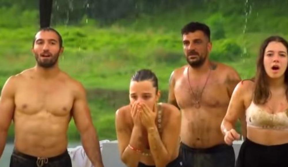 Exatlon Türkiye 1.Sezon 6.Bölüm izle