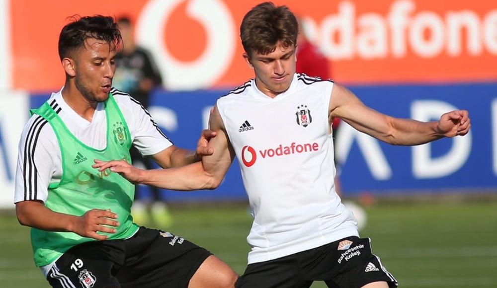 Beşiktaş, Kayserispor maçının hazırlıklarına devam etti