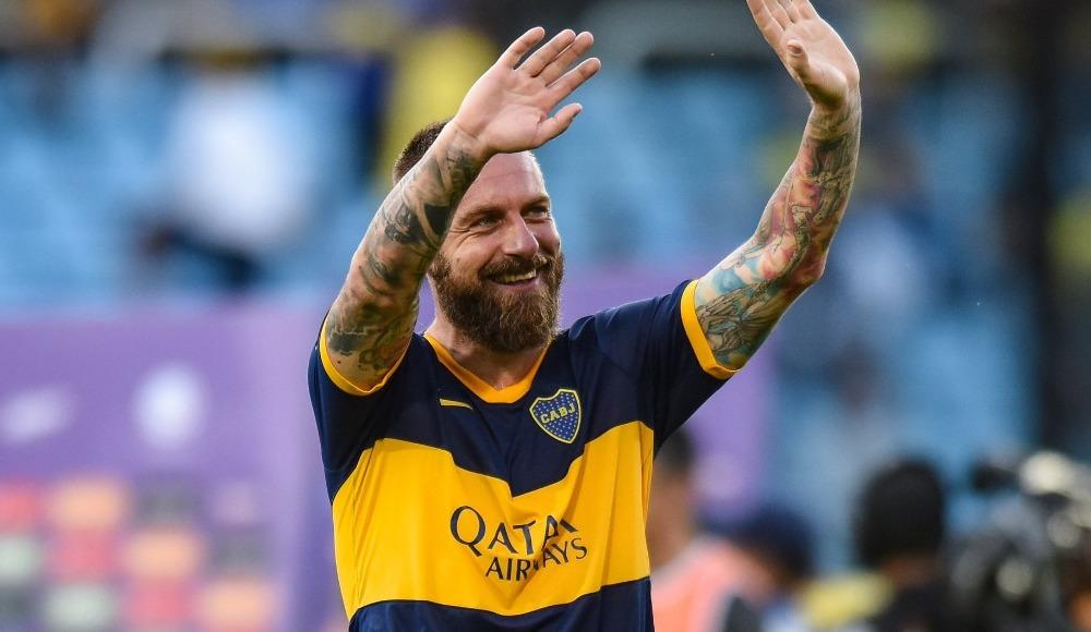 De Rossi gelecek sezon Fiorentina'yı çalıştıracak