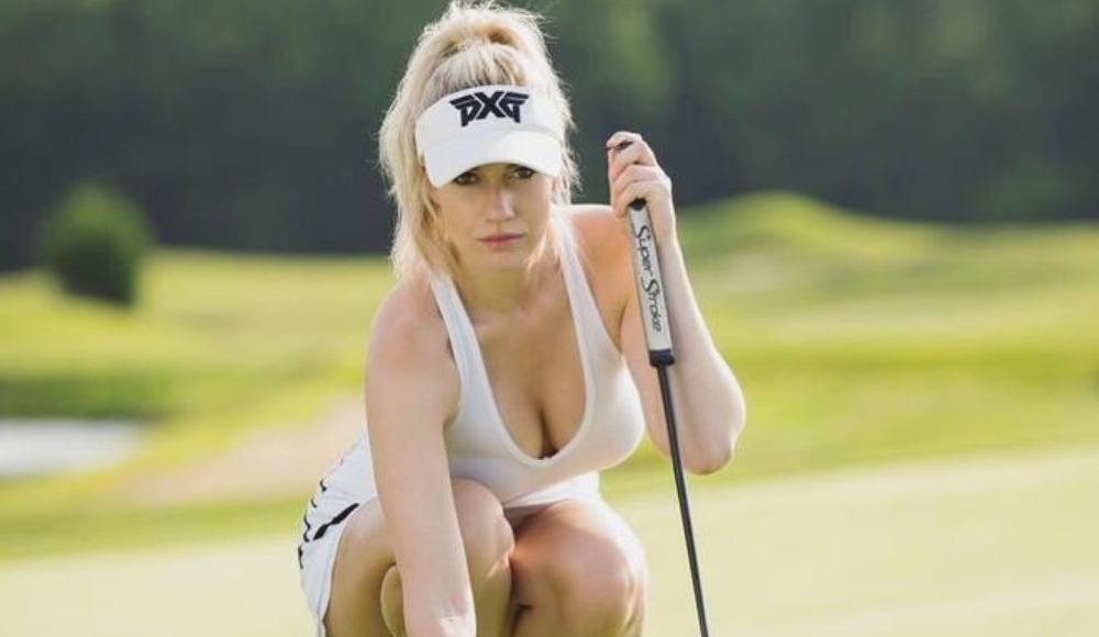 Ünlü golfçüden çok ilginç bir itiraf!