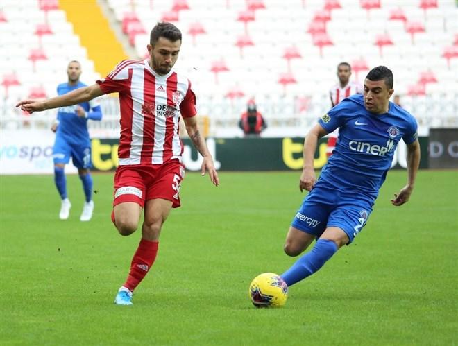 Sivasspor ile Kasımpaşa 20. randevuda