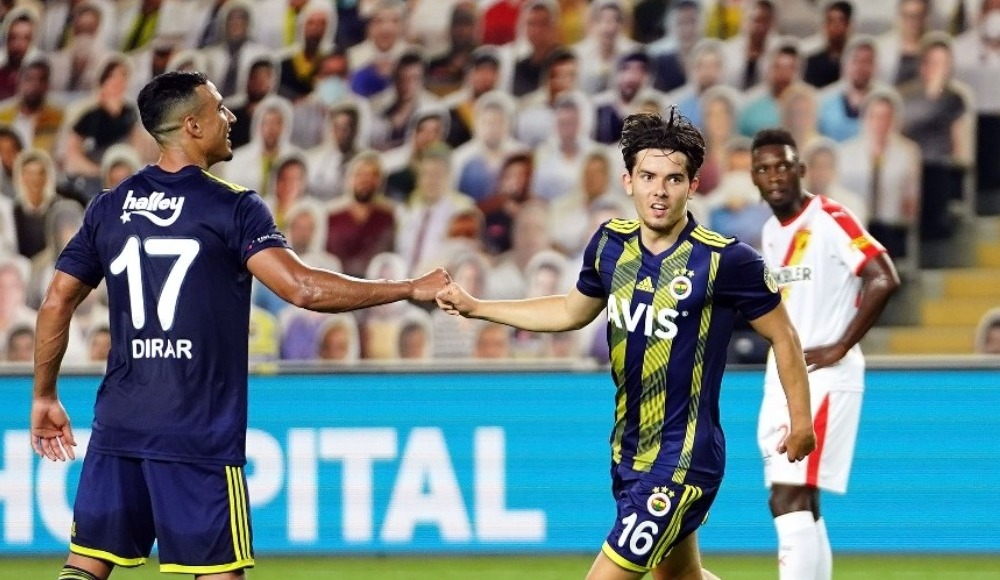 """Ferdi Kadıoğlu: """"2 gol attığım için çok mutluyum"""""""
