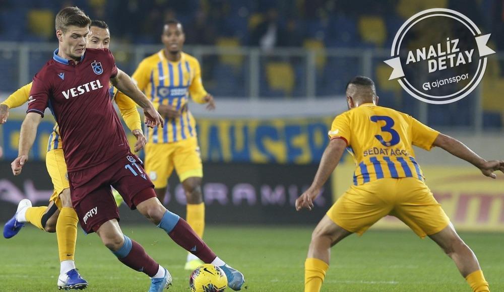 Pandemi arası Trabzonspor'a hiç yaramadı!