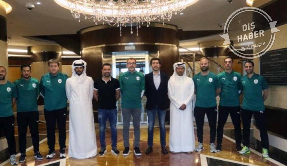Al-Sadd'dan Xavi Hernandez kararı! Barcelona...