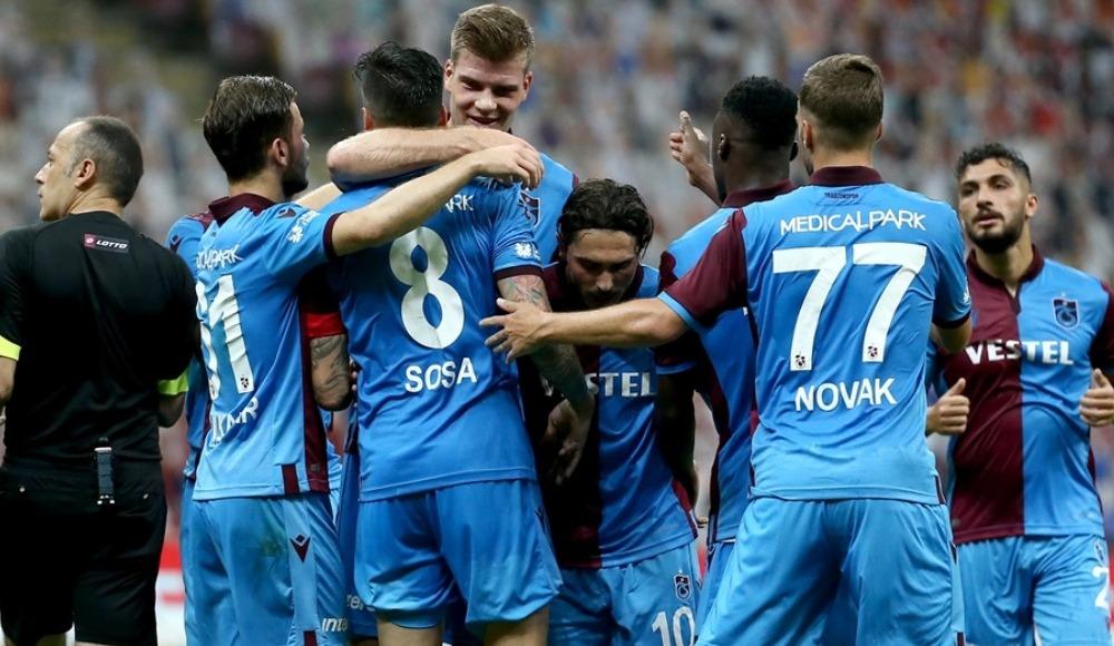 Trabzonspor - Konyaspor (Şifresiz izle)
