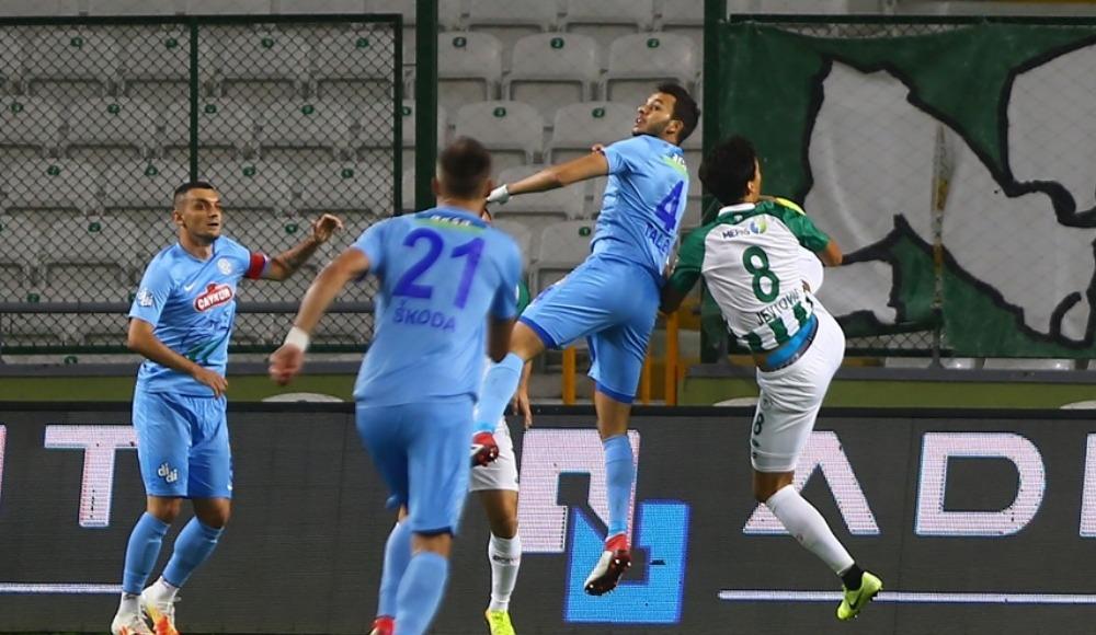 Konyaspor'dan son dakika üçlüğü