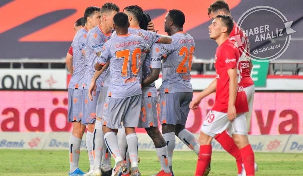 Başakşehir'in şampiyonluk yolundaki 9 avantajı!