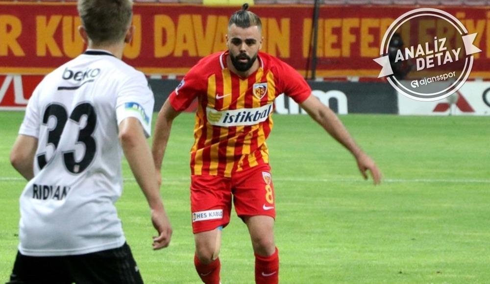 Kayserispor'da Hasan Hüseyin rüzgarı!