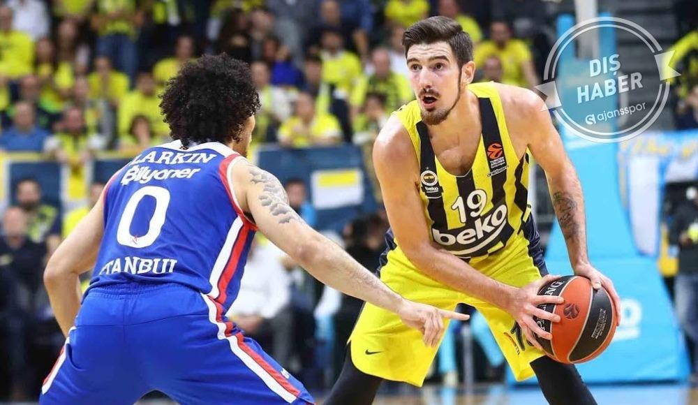 Fenerbahçe'de Jan Vesely ve Nando De Colo takımda kalıyor...
