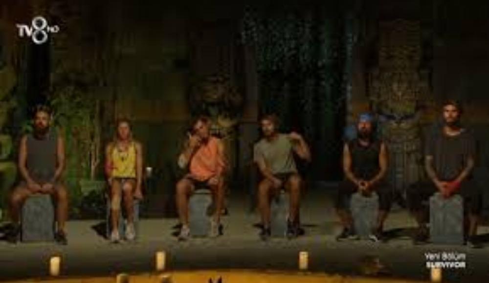 Survivor kim elendi, kim gitti 7 temmuz? Survivor eleme 2020! Survivor eleme adayları, Survivor Sms sıralaması