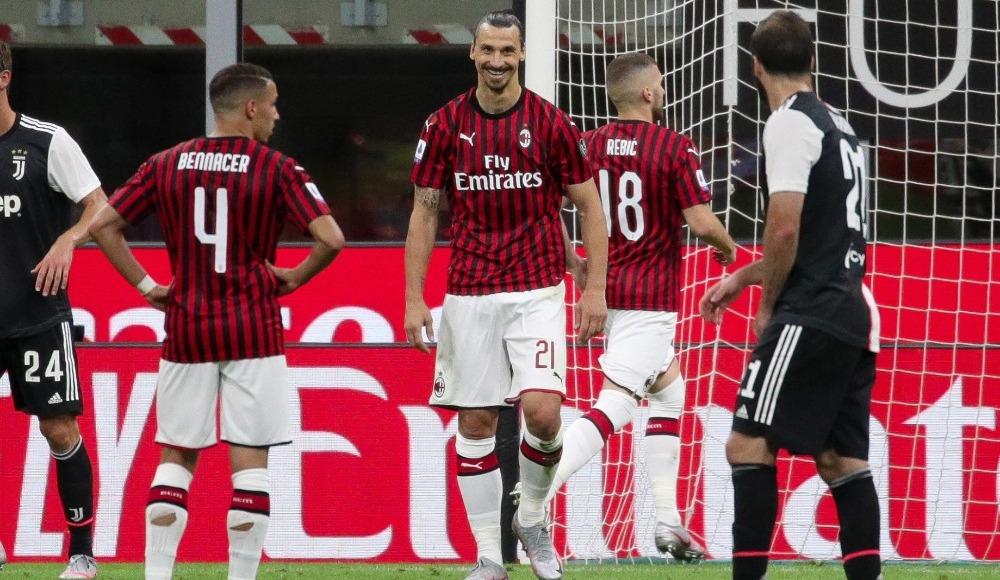 Milan'dan müthiş geri dönüş! 4-2