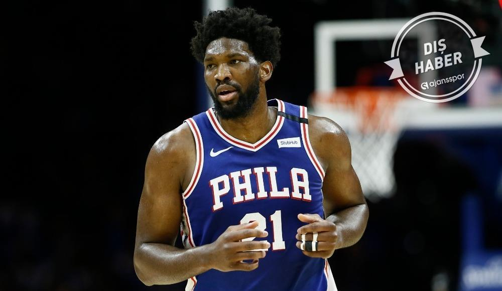 """Joel Embiid: """"NBA'e devam etmek güvenli olmayacak"""""""