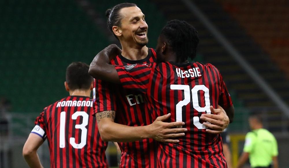 """Ibrahimovic: """"Ben bir başkan, teknik direktör ve oyuncuyum"""""""