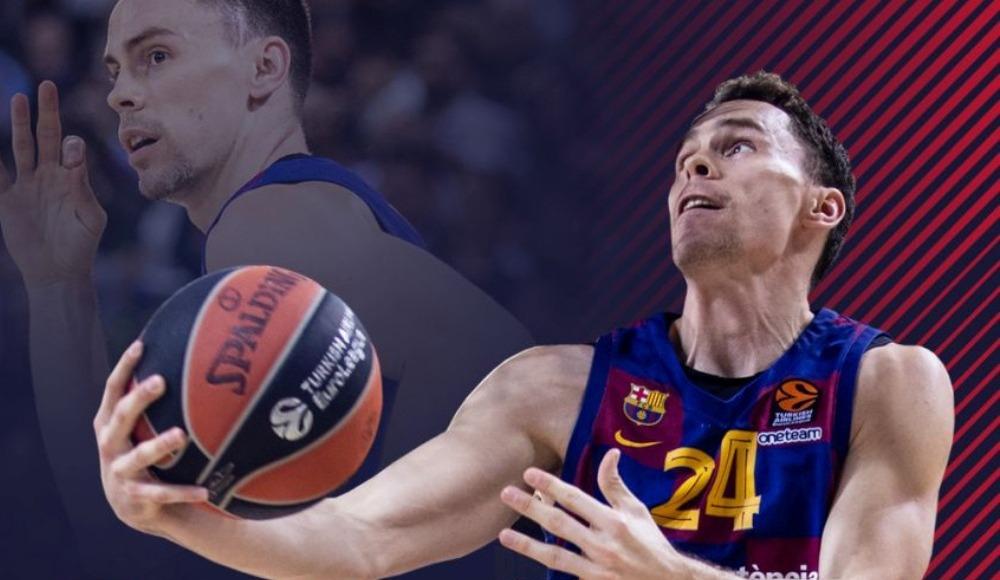 Barcelona, Kyle Kuric'in sözleşmesini uzattı