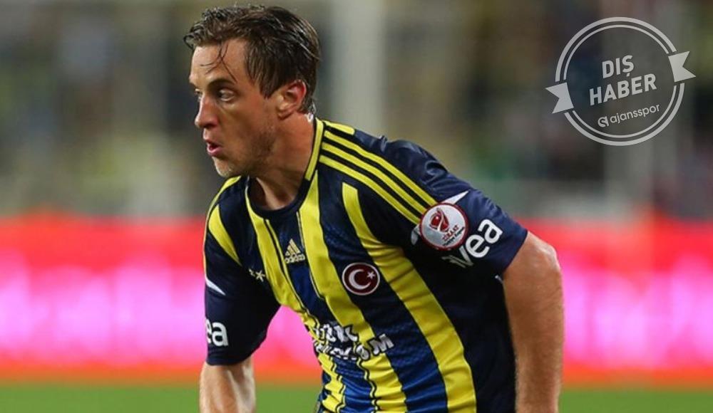 Eski Fenerbahçeli Ziegler, cennette hapis kaldı!