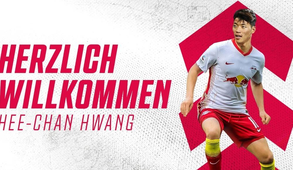 Leipzig'e Güney Koreli golcü