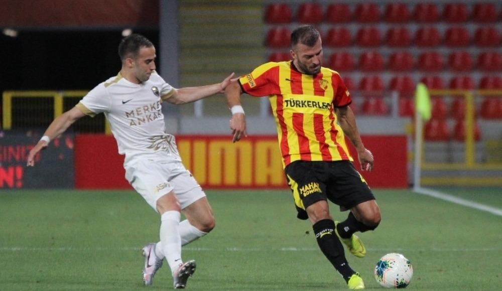 İzmir'de kazanan yok: 2-2