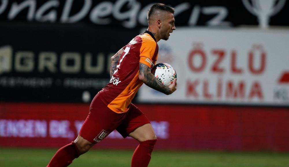 Galatasaray kariyeri
