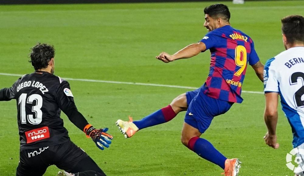 Barcelona derbiyi kazandı, Espanyol düştü