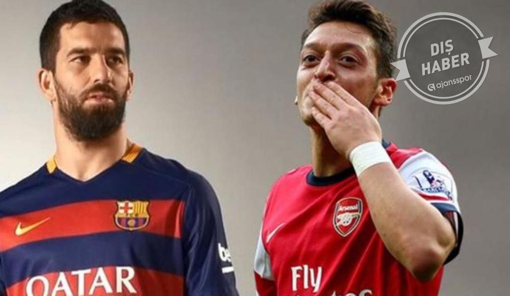 Mesut Özil, Arda'nın izinden gidecek! Transferdeki adresi...