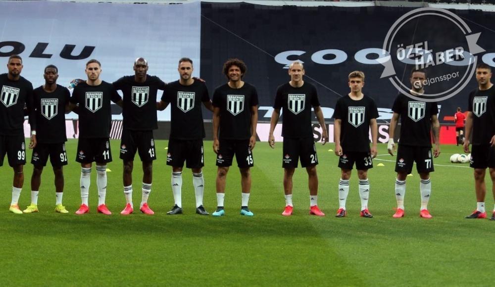 Beşiktaş'ın bağış kampanyasına özel şarkı! İki isim bir arada!