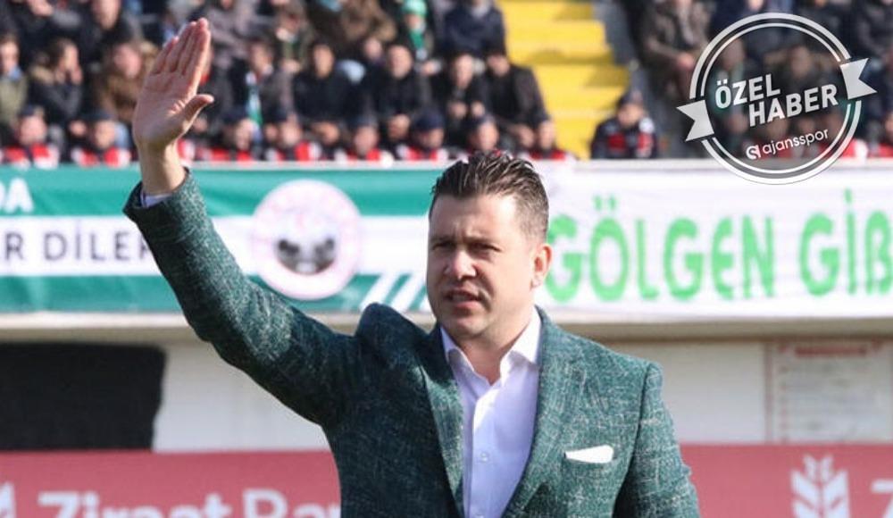 """Volkan Can: """"Gelecek sezon 2. Lig'de 20 takımlı gruplar olacak"""""""