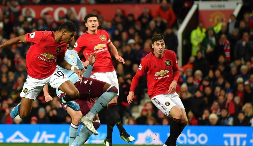 Aston Villa - Manchester United (Canlı Skor)