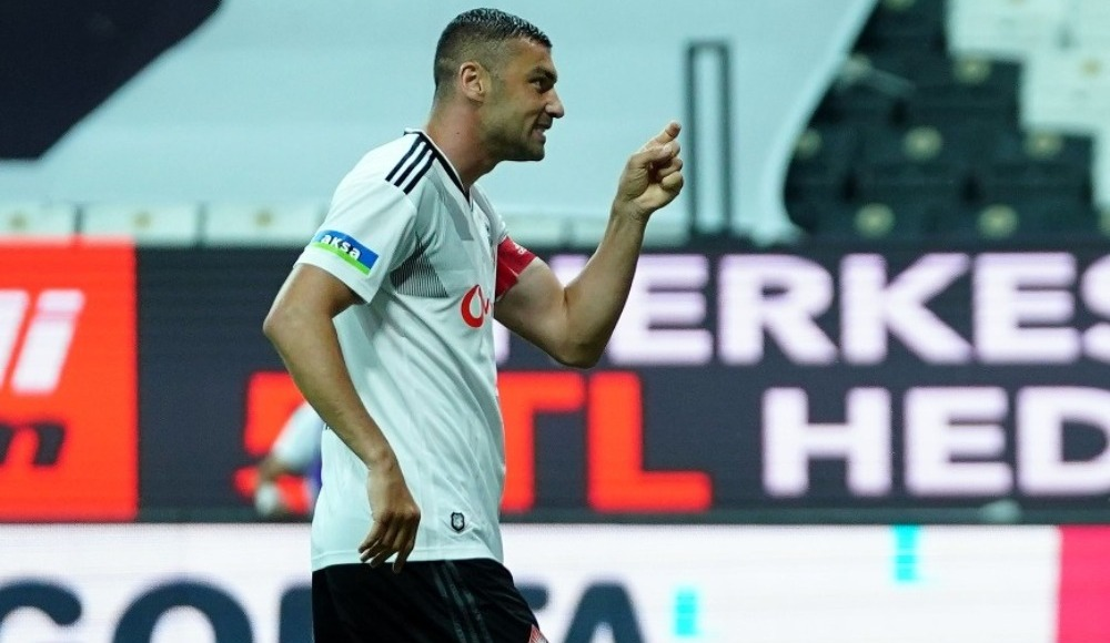 Burak Yılmaz, Lille'e transfer oldu!