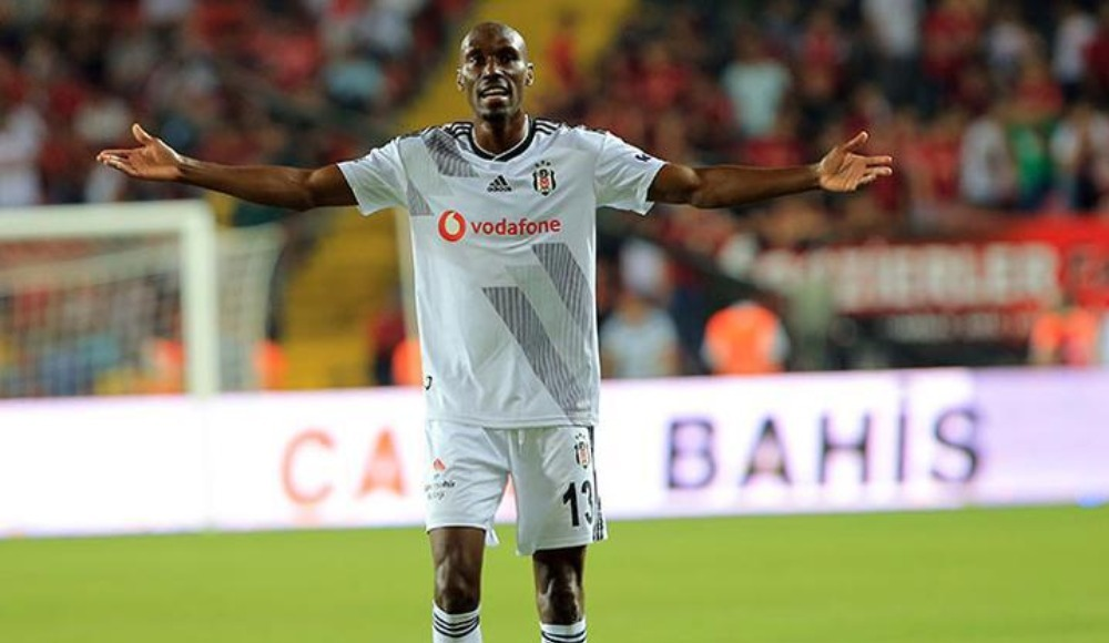 Atiba, Yeni Malatyaspor maçında cezalı duruma düştü