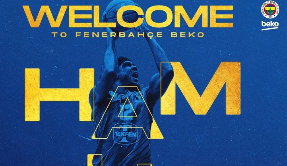 Johnathan Hamilton Fenerbahçe Beko'da!