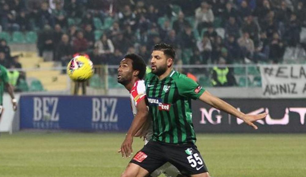Denizlispor, takımdan ayrılan Ben Youssef hakkında tutanak tuttu