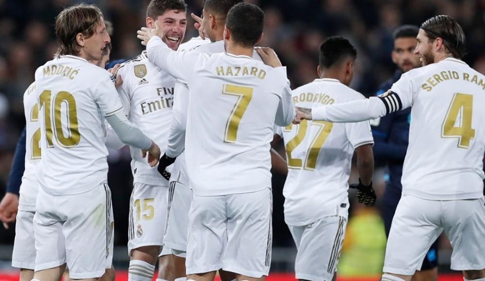 Real Madrid - Deportivo Alaves (Canlı Skor)