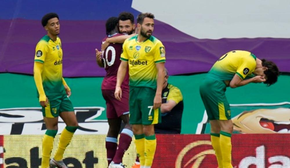 Norwich rekorla veda etti