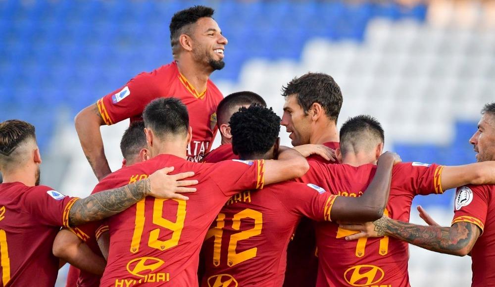 Nicolo Zaniolo golle geri döndü, Roma farklı kazandı