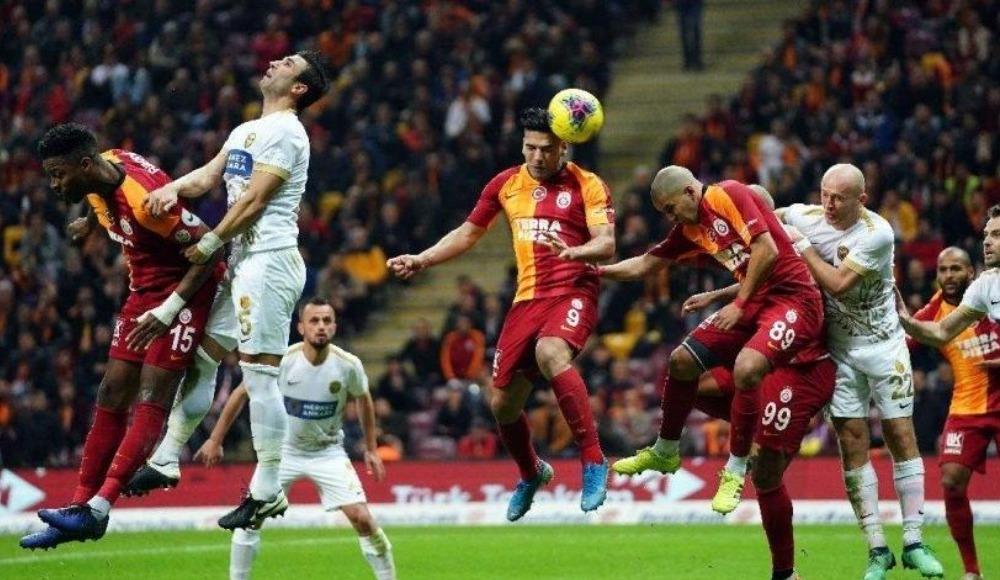 MKE Ankaragücü - Galatasaray (Canlı maç izle)