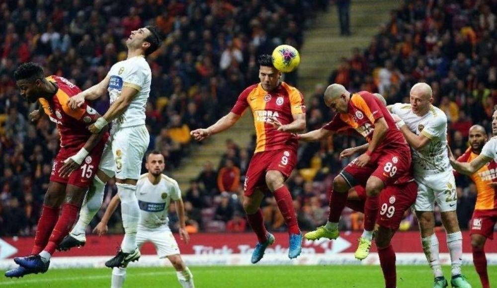 MKE Ankaragücü - Galatasaray (Canlı)
