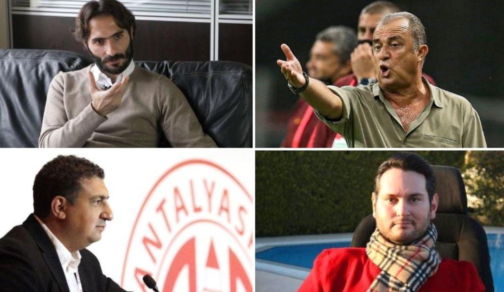 Türk futbolunun sorunları mercek altında! Terim, Öztürk ve Altıntop anlattı...