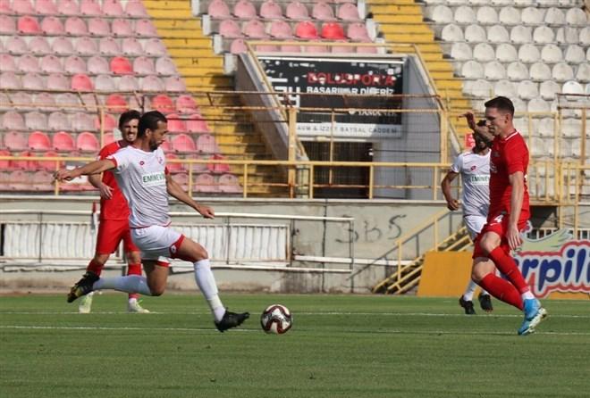 Akhisarspor deplasmanda 1-0 kazandı!