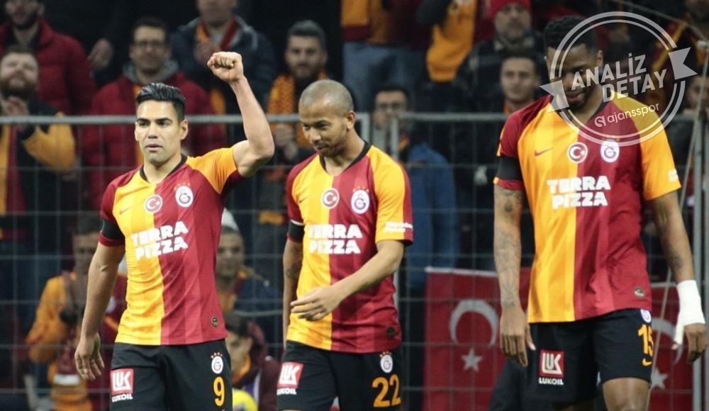 Derbi galibiyeti Galatasaray'a yaramadı!